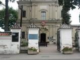 Kościół p.w. Matki Bożej Szkaplerznej w Warce