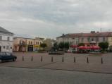 Pomnik na Rynku w Warce