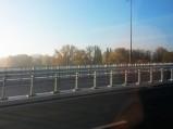 Most Łazienkowski, w dzień otwarcia po remoncie, w Warszawie