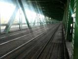 Tory tramwajowe, Most Gdański, Warszawa