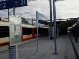 Peron Stacja Warszawa Włochy