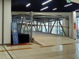 Wnętrze Centrum Szembeka w Warszawie