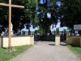 Cmentarz w Wereszczynie