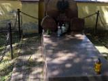 Grób żołnierzy w Wereszczynie