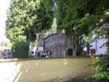 Grobowiec Rodziny Białkowskich, Cmentarz w Wereszczynie