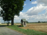 Kapliczka na polu Wereszczynie