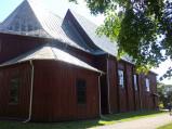 Prezbiterium, Kościół św. Stanisława Biskupa i Świętej Trójcy, Wereszczyn