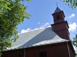 Wieża kościoła w Wereszczynie