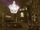 Ołtarz, Kaplica Św. Kingi, Kopalnia Soli Wieliczka
