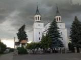 Kościół w Wilczyskach
