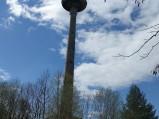 Wieża telewizyjna w Wilnie