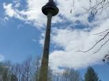 Wieża telewizyjna, Wilno