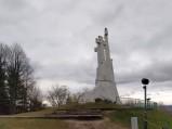 Pomnik na Górze Trzech Krzyży, Wilno