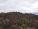 Widok na Górę Trzech Krzyży w Wilnie