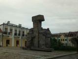 Pomnik na rynku, Włodawa