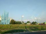 Rondo, ulica Chełmska we Włodawie
