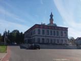 Parking przy Urzędzie Gminy w Wojsławicach