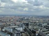 Widok z Sky Tower, Wrocław