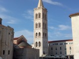 Wieża kościoła św. Donata w Zadarze