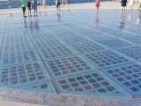 Solarna instalacja, Pozdrowienie Słońca w Zadarze
