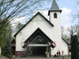 Kościół św. Huberta w Zalesiu Górnym