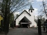 Kościół św. Huberta, Zalesie Górne