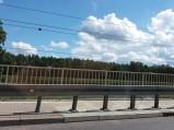 Widok na Jezioro Uplik, Zgon