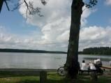 Jezioro Mokre w Zgonie