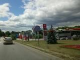 OSP i stacja ORLEN w Żukowie